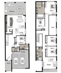 House plans and House on PinterestLincoln is a small lot and narrow block home design by GW Homes  the leading