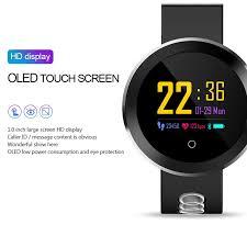 <b>Q8Pro Bluetooth Smart Watch</b> Heart Rate Blood Pressure Fitness ...