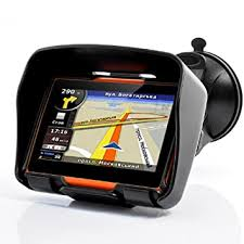 Rage <b>Motorcycle</b> Car <b>Bikes</b> GPS Navigation System 4.3 <b>Touch Screen</b>