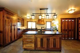 Rustic Kitchen Island Light Fixtures Rustic Lighting Over Kitchen Island Best Kitchen Island 2017