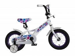 """<b>Велосипед двухколесный Navigator</b> «<b>Bingo</b>» 12"""" белый с рисунком"""