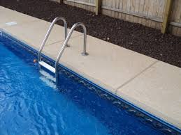 Image result for cantilever pool coping