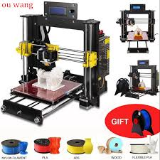 <b>2019</b> NEW <b>3D</b> Printer Prusa i3 Reprap MK8 DIY Kit MK2A Heatbed ...