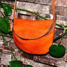 <b>EUMOAN Leather</b> handbags cross section mini vegetable tanned ...