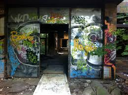 urban exploration is possible in any city