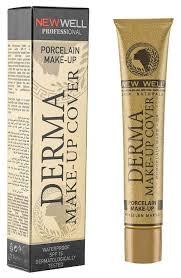 New Well <b>Тональный крем</b> Derma <b>Make</b>-Up Cover, 30 мл — купить ...