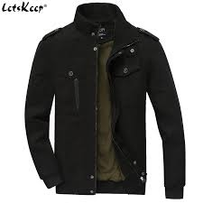 LetsKeep <b>Spring army</b> Bomber <b>Jacket Men</b> autumn tactical <b>military</b> ...