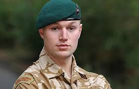 Matthew Harrison, of 40 Commando, was killed in Afghanistan the day before his 24th birthday Photo: MoD/PA. 7:30AM BST 16 Jul 2010 - Matthew-Harrison_1680128c