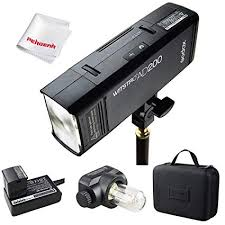 Godox AD200 200Ws 2.4G TTL Flash Strobe 1/8000 ... - Amazon.com
