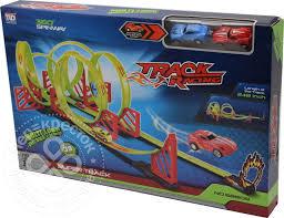 Купить <b>Игрушка</b> Injoy <b>Игровой набор</b> трек KF014424 с доставкой ...
