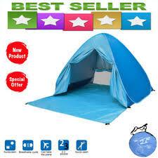 Quick <b>Camping Tents</b> 3 <b>Person</b> Beach for sale | eBay