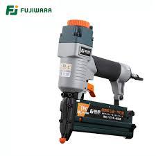 FUJIWARA 3 in 1 Carpenter <b>Pneumatic Nail Gun Woodworking</b> Air ...