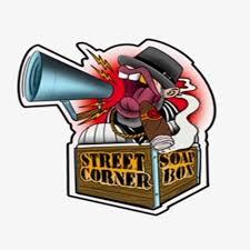 Street Corner Soapbox