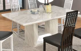 round white marble dining table: pics photos pc set  w faux top  h or
