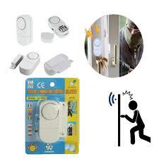 <b>Wireless Door</b> and <b>Window</b> Entry Alarm Burglar Alarm Sensor ...