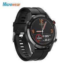 2020 New Microwear L13 Smart Watch Bluetooth IP68 ... - Vova