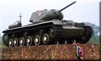 Тяжелый <b>танк КВ-1С</b> - Танки времен Великой Отечественной ...