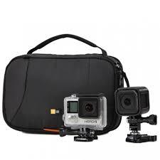 <b>Case Logic</b> SLRC-208-BLACK <b>чехол</b> твердый для экшен-камеры ...
