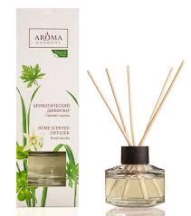 <b>AROMA</b> HARMONY <b>Диффузор ароматический</b> Свежие травы 50 ...