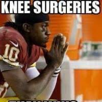 Robert Griffin III Memes via Relatably.com