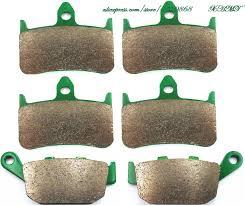 <b>Комплект передних тормозных</b> колодок Wotefusi 2 пары для ...
