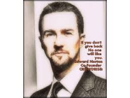 Edward Norton's quotes, famous and not much - QuotationOf . COM via Relatably.com