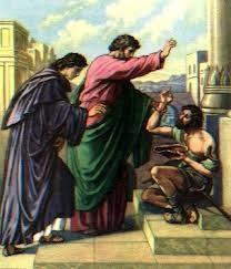 Resultado de imagem para porta formosa do templo de jerusalém