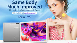 <b>Teclast M30 Pro</b> a new 10.1 inch tablet with Mediatek Helio P60 and ...