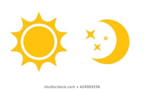 <b>Moon Sun</b> Images, Stock Photos & Vectors | Shutterstock