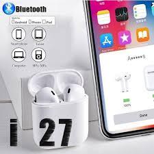 <b>2021</b> I27 TWS True <b>Wireless Bluetooth</b> Earbuds Earphones ...