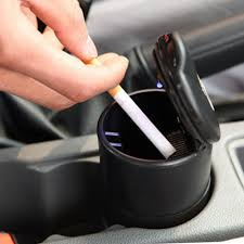 car ashtray flame retardant ashtray