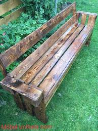 beautiful bench diy outdoor furniture pinterest brilliant beauti wooden bench for garden beautiful wood pallet outdoor furniture