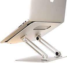 SKYZONAL Adjustable Aluminum Laptop Stand,<b>New Arrive</b> Riser ...