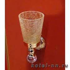 Купить <b>Стакан</b> настенный <b>Migliore Cristalia Swarovski</b> в Нижнем ...