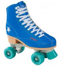 <b>Ролики</b>-квады <b>Hudora</b> Rollschuh <b>Roller</b> Disco, Gr. 36, blau/grün от ...