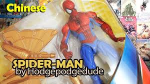 Бракованный китаец. Обзор <b>фигурки Hasbro Spider</b>-<b>Man</b> (серия ...