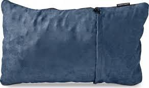 <b>Подушка Therm</b>-a-<b>Rest</b> Compressible Pillow Large, 01692, синий ...