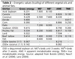 Oil and <b>fat in</b> broiler nutrition