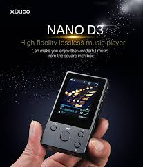 <b>xDuoo</b> Launches <b>Nano D3</b> Player - Samma3a Tech
