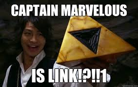 Captain Marvelous Is Link!?!!1 - Legend of Gokaiger - quickmeme via Relatably.com