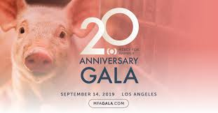 <b>Mercy</b> For Animals 20th Anniversary Gala