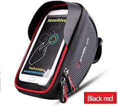 W.KING <b>Bicycle</b> Handlebar <b>Bag</b>, <b>Bike Phone</b> Frame Waterproof ...