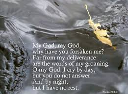 the radical reformer psalm a pictorial essay in my desperation i feel forgotten by god if god saw me if he saw my plight he would be there he would deliver me my god is love