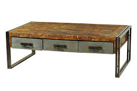 coffee table reclaimed wood and metal coffee table wood and metal rustic wood and metal coffee amusing rustic small home