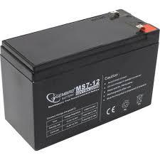 <b>Аккумулятор для ИБП</b> 12V 7Ah <b>Gembird</b> MS7-12 — купить, цена и ...