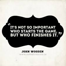 Sports Quotes / #johnwooden #sports #quotes #sportsquotes | Gentlemint
