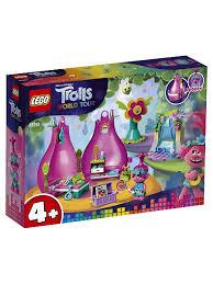 <b>Конструктор Домик</b>-<b>бутон</b> Розочки 103 дет. 41251 <b>LEGO Trolls</b> ...
