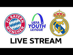 Bayern vs Real Madrid: UEFA Youth League LIVE! - YouTube