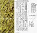Вязание спицами рисунки схемы с фото