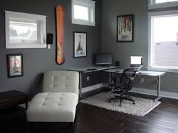 home office with couch cabinet home office design